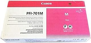 Canon Ink Magenta PFI-701M, Original, 0902B001AA (PFI-701M, Original, Pigment-Based Ink, Magenta, Canon IPF 8000/8100/900...