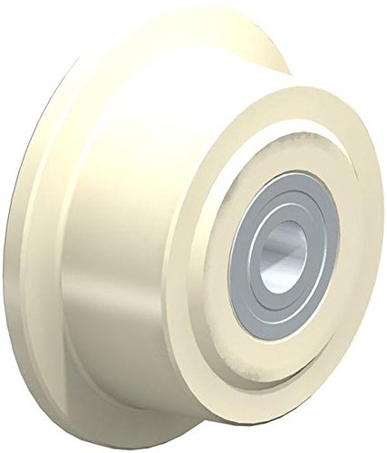 BLICKLE SPKGSPO 100K Rad, 10cm Durchmesser, 1320LB. Tragkraft