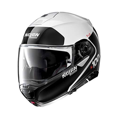 Nolan Herren N100-5 Helmet, weiß, S