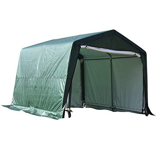 Bestmart Heavy Duty Carport Portable Garage Storage Shed Canopy