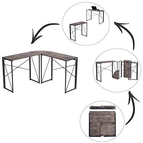 Mesa Auxiliar Plegable  marca FurnitureR