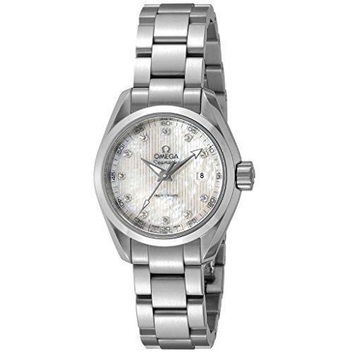 オメガ 腕時計 レディース シーマスター アクアテラ 231.10.30.60.55.001 [並行輸入品]