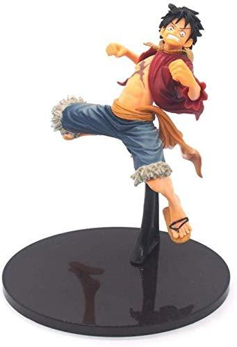 lkw-love verslaan een stuk weg vliegen model prachtige anime decoratie verjaardagscadeau 20 cm standbeeld