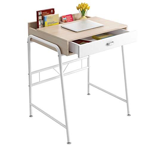 Escritorios Compacto Creative Mini Laptop Desk Home Provincia Espacio Estudio Mesa Apartamento pequeño Dormitorio Dormitorio Computadora Escritorio Escritorio Moderno Simple Mesa de Estudio