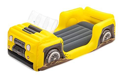 Up, In und Over Luftbett für Kinder 4X4 Truck, 160 x 84 x 62 cm