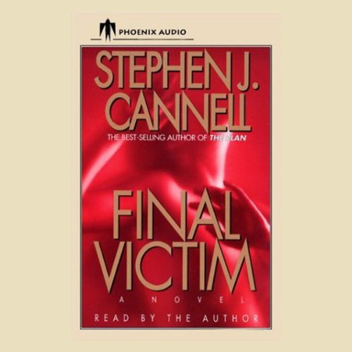 Final Victim audiobook cover art