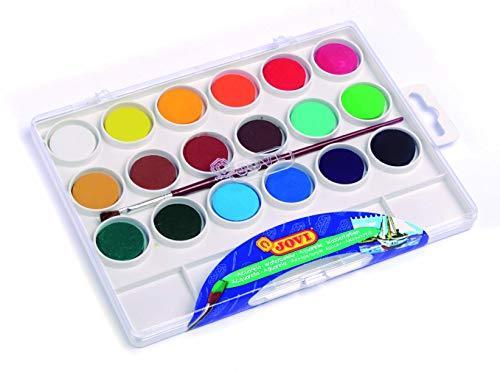 Jovi - Acuarelas (800 18) Multicolor, Única