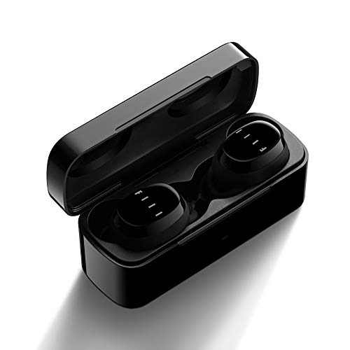 hifi FIIL T1XS Piano Schwarz True Wireless Bluetooth In-Ear-Headset Dual-Mikrofon Anrufrauschreduzierung Spielmodus mit Geringer Latenz für Android IOS