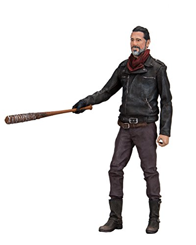 Walking Dead 14659 - Figura de acción de Negan, 12,7 cm