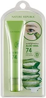 Nature Republic California Aloe Vera 74 Cooling Eye Serum 15 ml / 0.51 fl. oz.