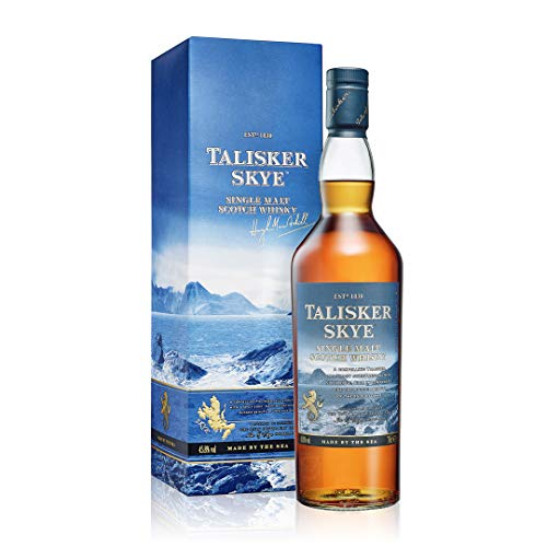 Talisker Skye Single Malt Scotch Whisky, 700 ml