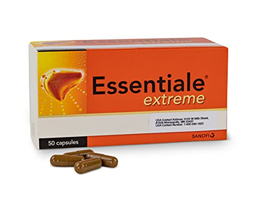 Essentiale Extreme. Same as Essentiale Forte. Liver Support. Trusted Around The World. 50 Capsules