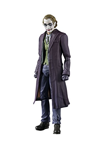 Joker Figura 15.5 Cm The Dark Knight SH Figuarts