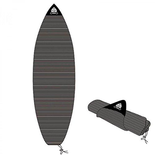 Bugz Surfboard Tasche Stretch Sock 6.3 Shortboard - Fish Board