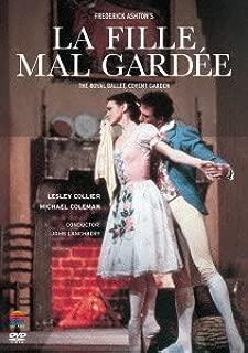 The Royal Ballet - Frederick Ashton's La Fille Mal Gardee [Japan DVD] WPBS-91016