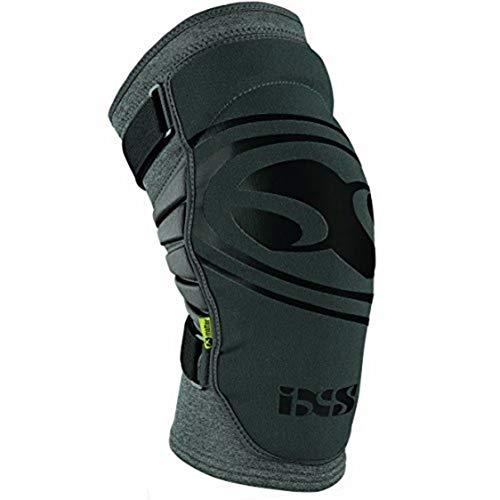IXS Sports Division Carve EVO+ Knee Guard Knie- Und Schienbeinschoner, Grey, M