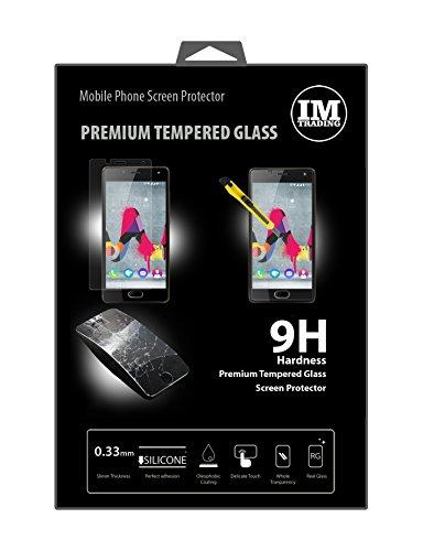 Premium Cristal Protector Templado Para Wiko U Feel Lite tanque Cristal Hartlas...