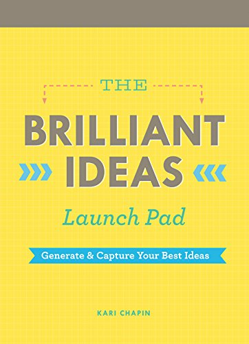 The Brilliant Ideas Launch Pad: Generate & Capture Your Best Ideas (Notepad for Kids, Teacher...