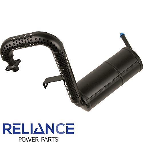 Reliance Power Parts Club Car DS Muffler (fits 1992-Up Models with FE290 Engine)