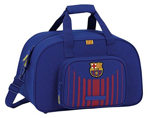 Safta Bolsa De Deporte F.C. Barcelona 17/18 Oficial 400x230x240mm