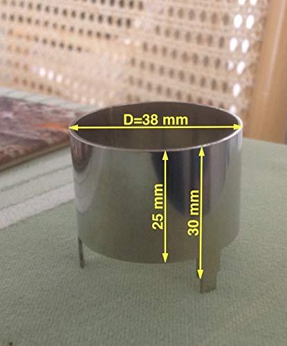 Luftführung für Mischsystem MAN Buderus BRE 1.0 17 KW beständig gegen leichtes Heizoel