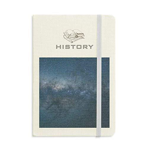 暗黒銀河の青い星雲 歴史ノートクラシックジャーナル日記A 5