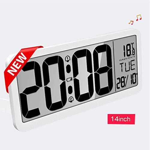 Miglior orologio da parete digitale grandi dimensioni (2020)