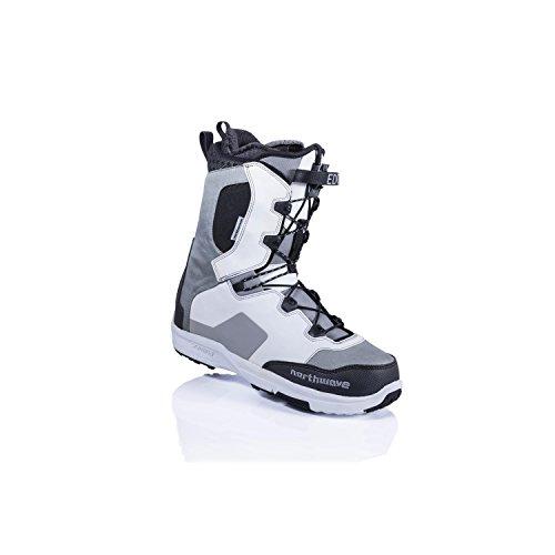 Northwave – Snowboard Boots Edge SL White/Grey – Herren – Weiß, weiß, 29.5