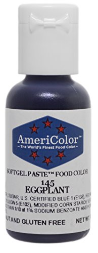 AmeriColor Eggplant 75oz Bottle Food Color