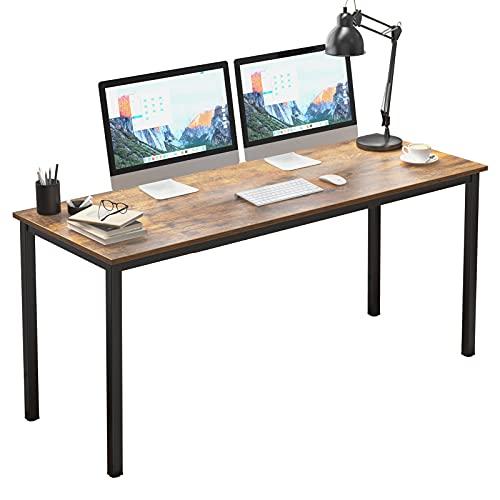 Need 160x60cm Escritorios Mesa de Ordenador Escritorio de Oficina Mesa de Estudio Puesto de Trabajo Mesa de Despacho, AC3FB-160-3