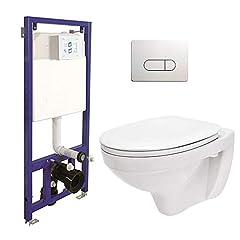 WC-Vorwandelement SET