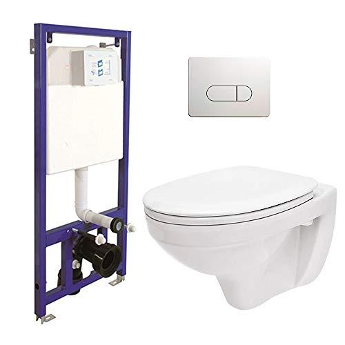Belvit WC-Vorwandelement SET Bild