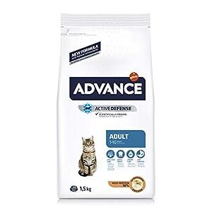 Advance Pienso para Gatos Adultos con Pollo y Arroz - 1500 gr 5