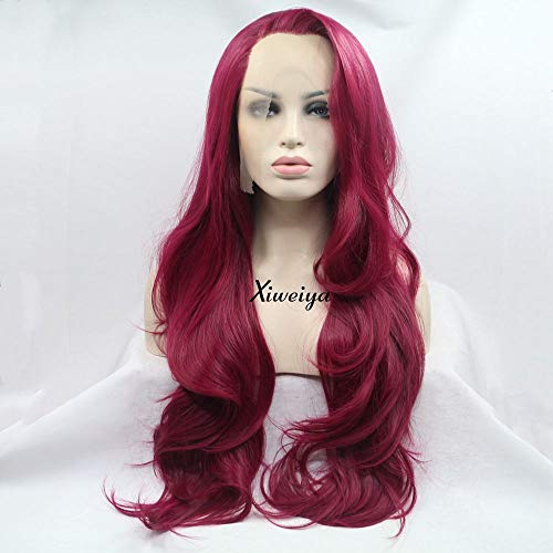 Kylie Jenner oscuro raíz resistente al calor de fibra peluca de pelo largo pelo rosa/amarillo recto tres tono sintético Lace Front Peluca Drag Queen peluca