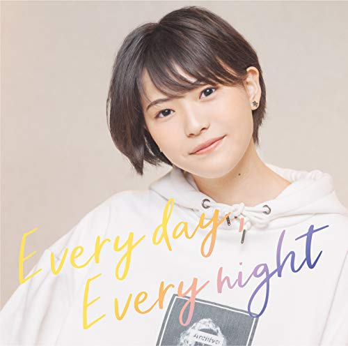 [single]Every day,Every night(We are on your side/今だけは好きなものを好きでいたい/繋げ!/Say Good Night) – 三阪咲[FLAC + MP3]