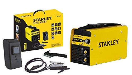2. Soldadora Stanley Star 7000 inverter 200 amp 230v