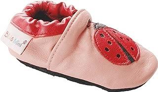 Bibi and Mimi Infants' Ladybug Booties
