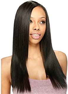 YAKY STRAIGHT 20 (#1B Off Black) - Model Model Equal Synthetic Hair Weave Extensions by Model Model