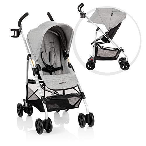 Evenflo 14112353 Urbini Reversi Reversible Lightweight Stroller (Heather Grey)