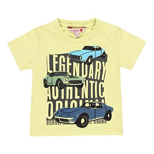 boboli Camiseta Manga Corta Punto Liso de bebé niño Modelo 329060