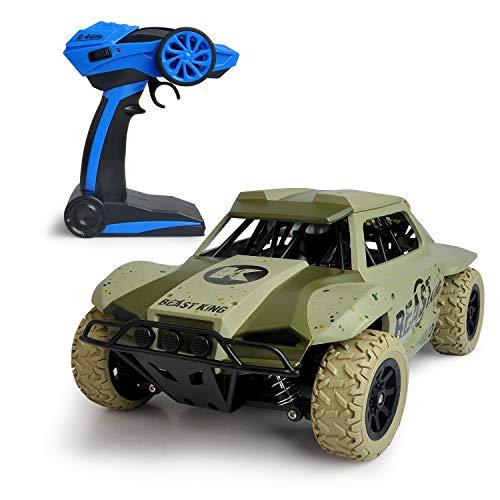 RC Auto kaufen Short Course Truck Bild 2: Maximum RC Ferngesteuertes Auto für Kinder ab 8 - 4WD Short Course Truck - Wüstenbuggy mit proportionaler Beschleunigung und Allradantrieb*