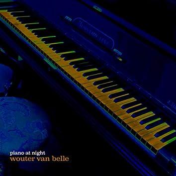 Piano At Night