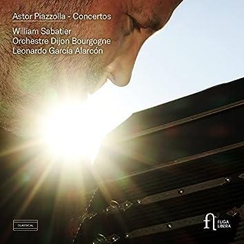 Piazzolla: Concertos