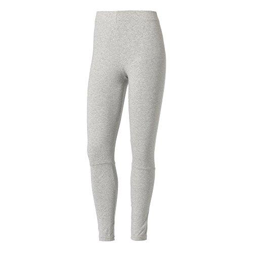 adidas Ess Lin Tight, Leggings Donna, Grigio (Brgrin/Rosbas), XL