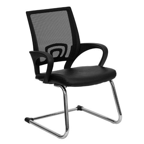 Flash Furniture CP-D119A01-BK-GG Chair