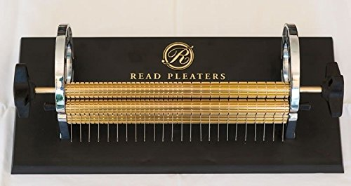 Sale!! Read smocking pleater 24 row maxi has 47 half space rows and 48 needles supplier:sewingmachin...
