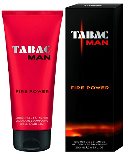 Tabac Original Man Fire Power Duschgel, 150 ml, 200 ml