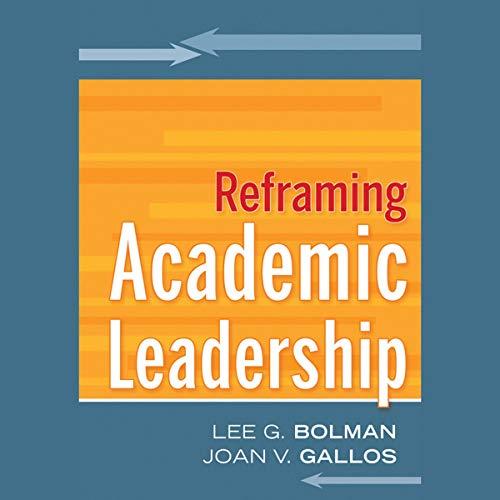 Reframing Academic Leadership Titelbild