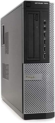 Dell Optiplex 7010 High Performance Flagship Business Desktop Computer, Intel Quad-Core i5 Up to 3.8GHz, 8GB DDR3 RAM, 500GB HDD, DVD, USB 3.0, Windows 10 Pro (Renewed)