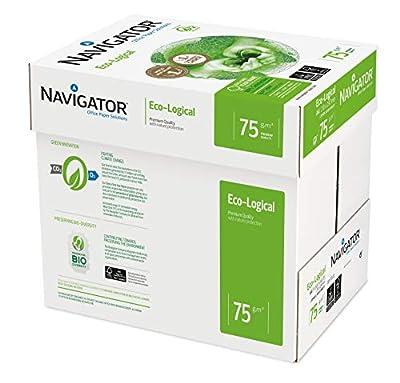 Navigator 75 gsm A4 Eco-Logical Paper